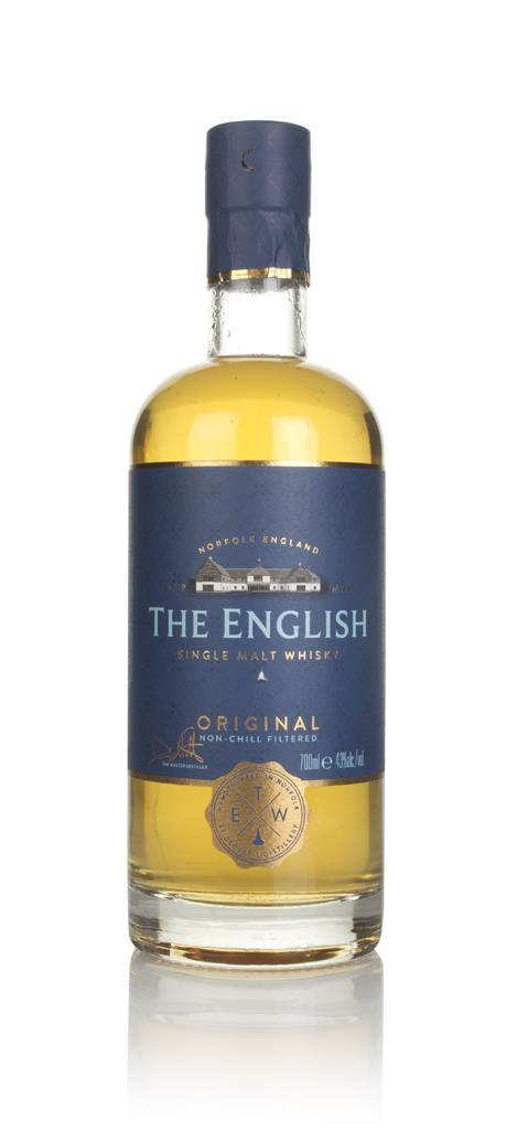 The English - Original Single Malt Whisky