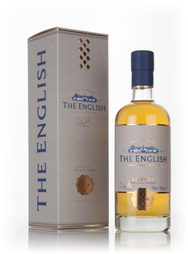 The English - Smokey Single Malt Whisky