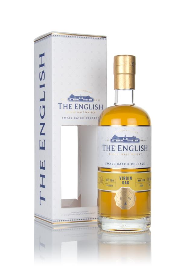 The English - Virgin Oak Cask Single Malt Whisky