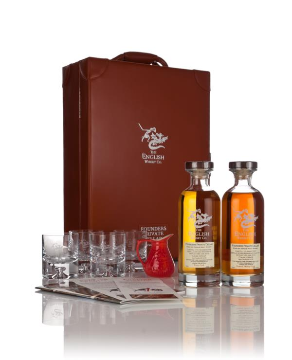 The English Whisky Co. Founders Private Cellar - The Final Signature Single Malt Whisky