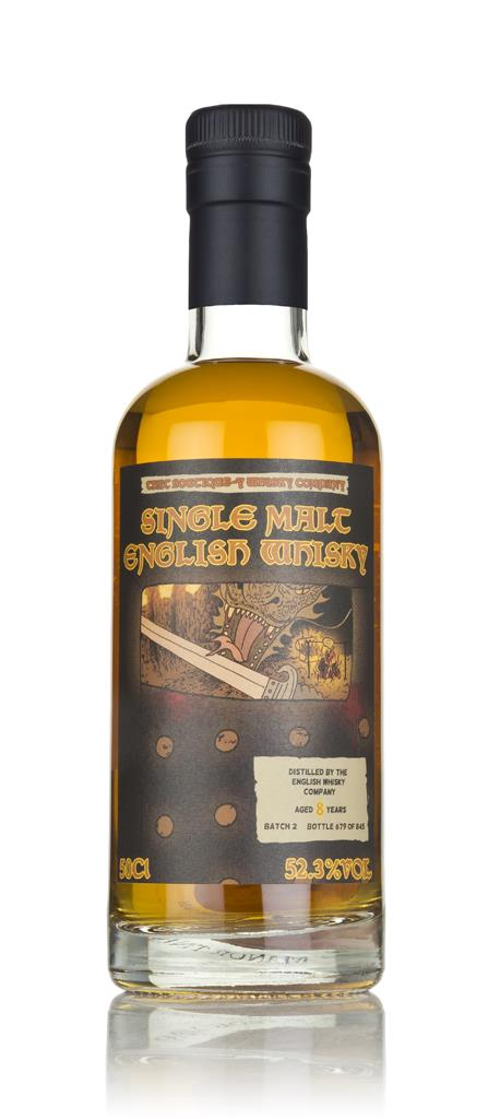 English Whisky Co. 8 Year Old (That Boutique-y Whisky Company) Single Malt Whisky