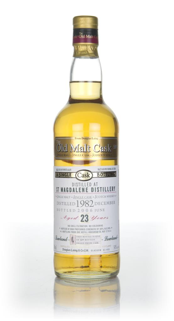 St Magdalene 23 Year Old 1982 - Old Malt Cask (Douglas Laing) Single Malt Whisky
