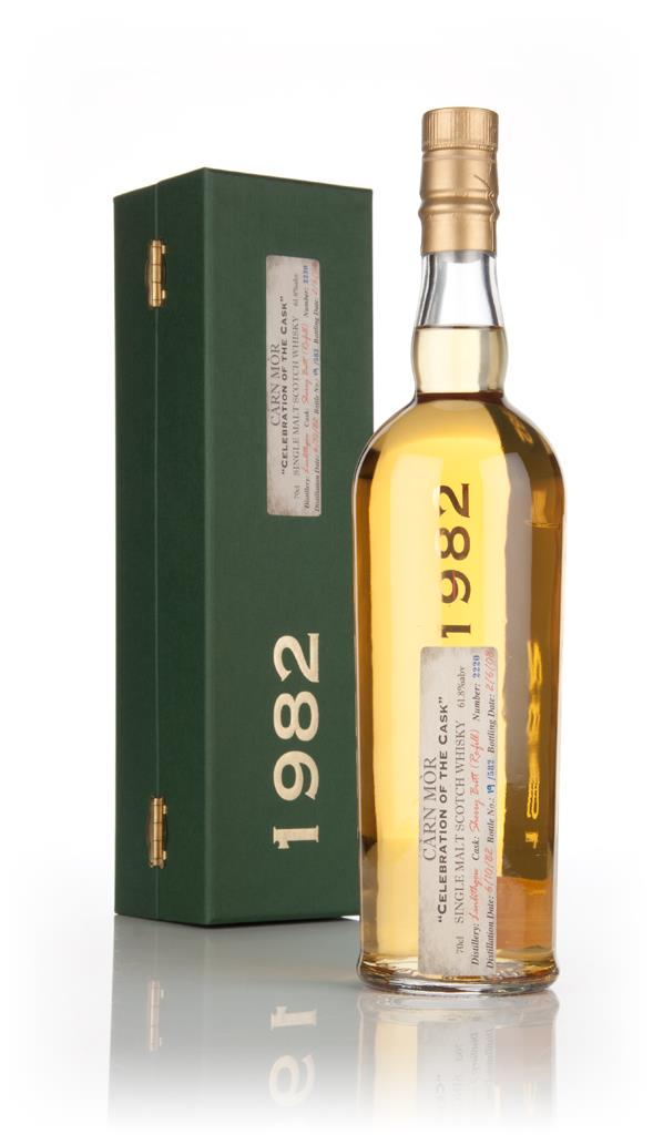 Linlithgow 25 Year Old 1982 (cask 2220) - Celebration of the Cask (Car Single Malt Whisky