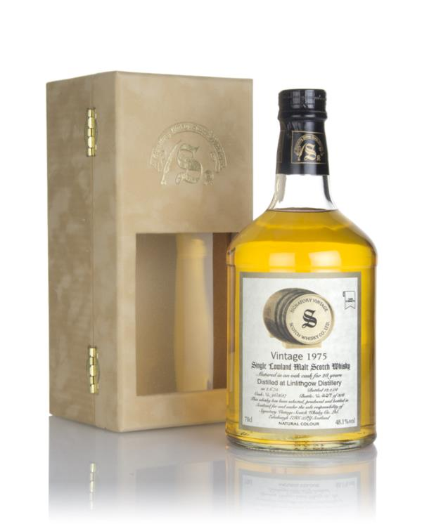Linlithgow 28 Year Old 1975 (cask 96/3/37) - Signatory Single Malt Whisky