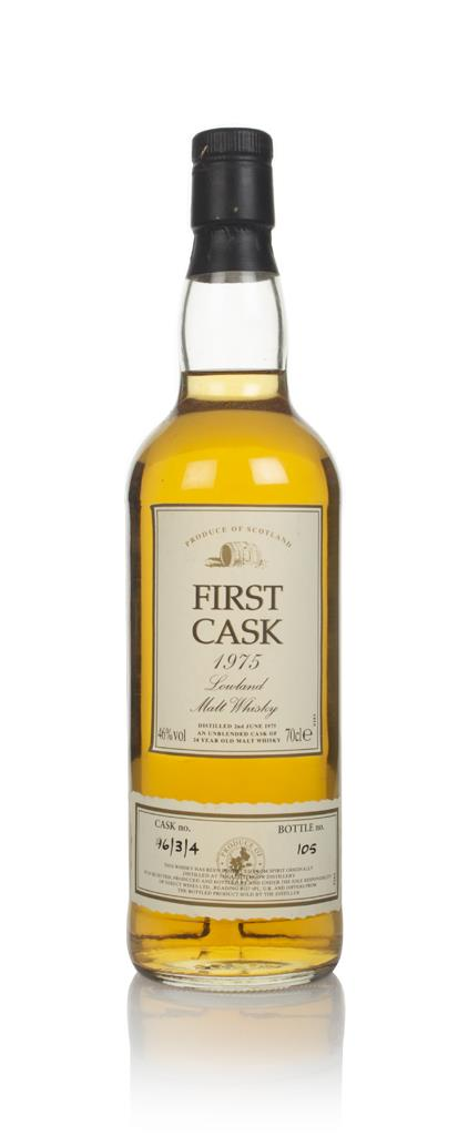 Linlithgow 24 Year Old 1975 (cask 96/3/4) - First Cask Single Malt Whisky