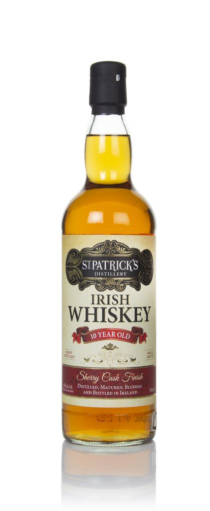 St Patricks 10 Year Old Sherry Cask Finish Blended Whiskey