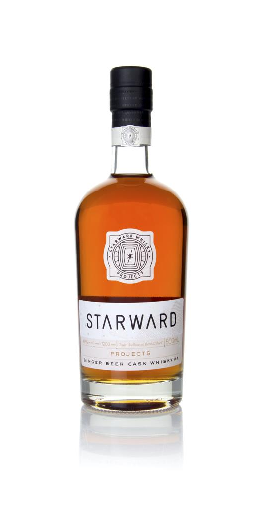 Starward Projects - Ginger Beer Cask #4 Single Malt Whisky