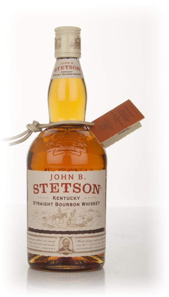 Stetson Bourbon Whiskey