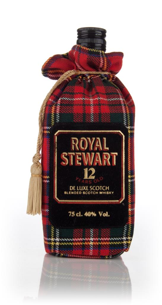 Royal Stewart 12 Year Old - 1970s Blended Whisky