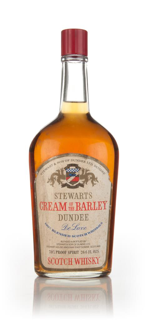 Stewarts Cream of the Barley - 1960s Blended Whisky