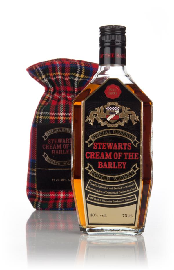 Stewarts Cream of the Barley - 1970s Blended Whisky