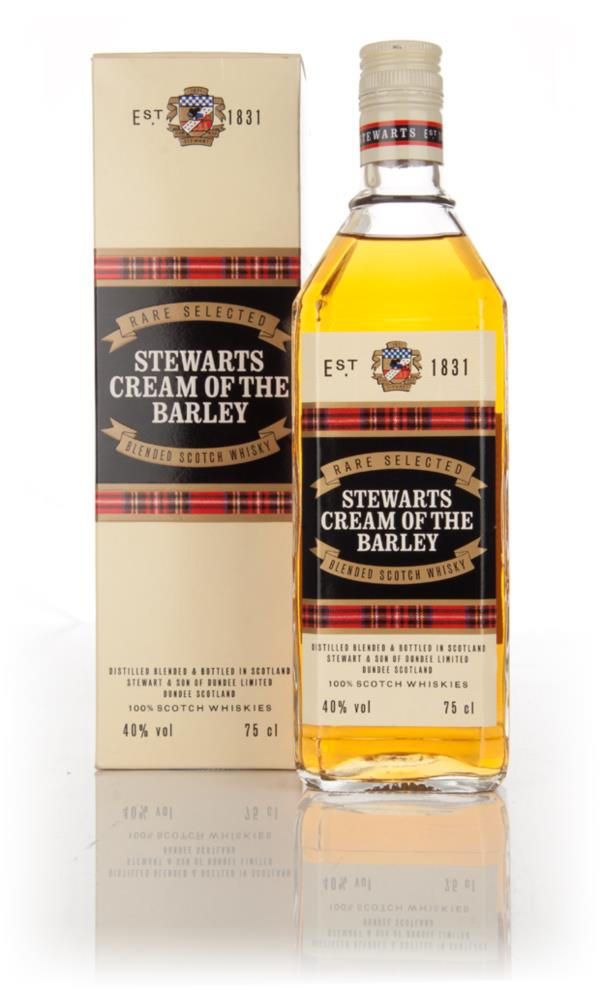 Stewarts Cream of the Barley - 1980s Blended Whisky