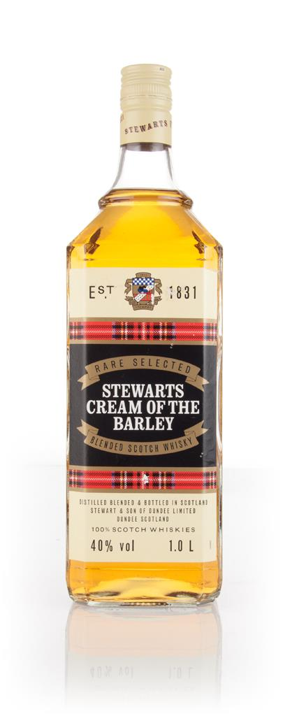 Stewarts Cream of the Barley 1l - 1990 Blended Whisky
