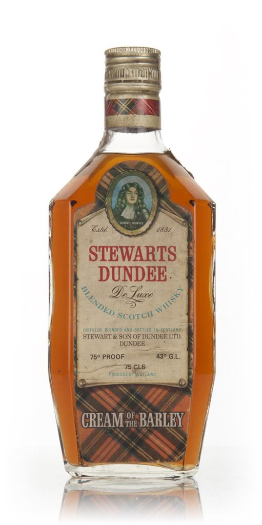 Stewarts Dundee De Luxe - 1970s Blended Whisky