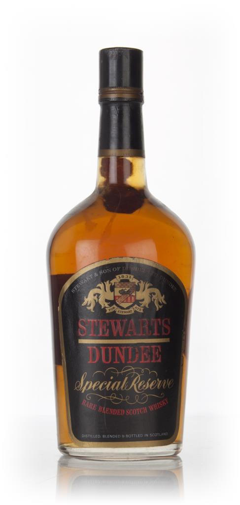 Stewarts Dundee Special Reserve - 1970s Blended Whisky
