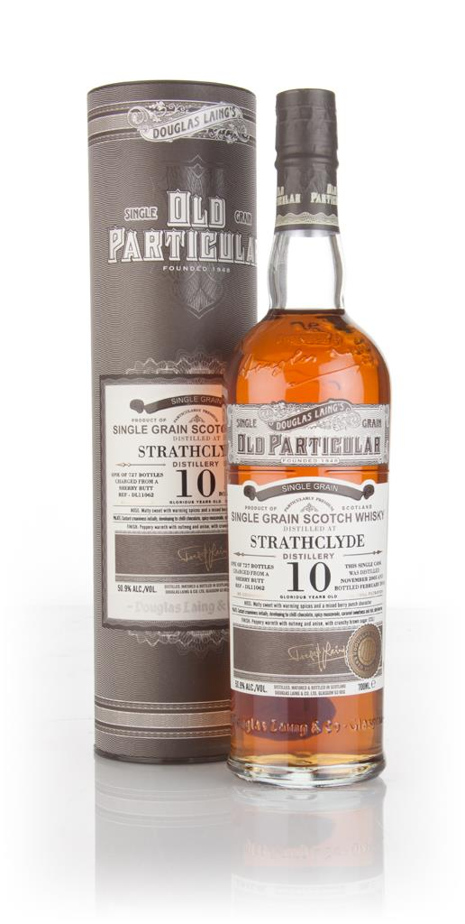 Strathclyde 10 Year Old 2005 (cask 11062) - Old Particular (Douglas La Grain Whisky