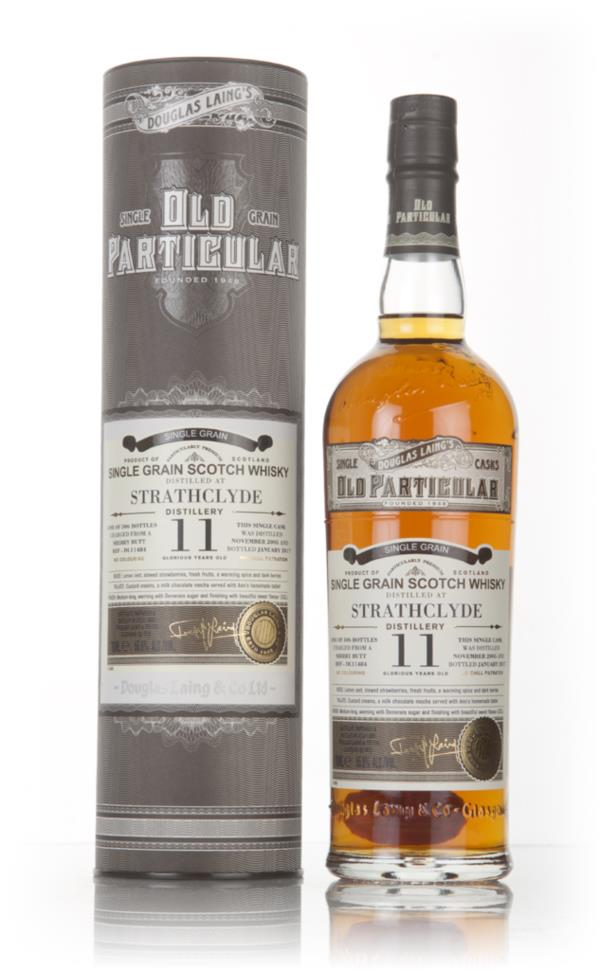 Strathclyde 11 Year Old 2005 (cask 11484) - Old Particular (Douglas La Grain Whisky