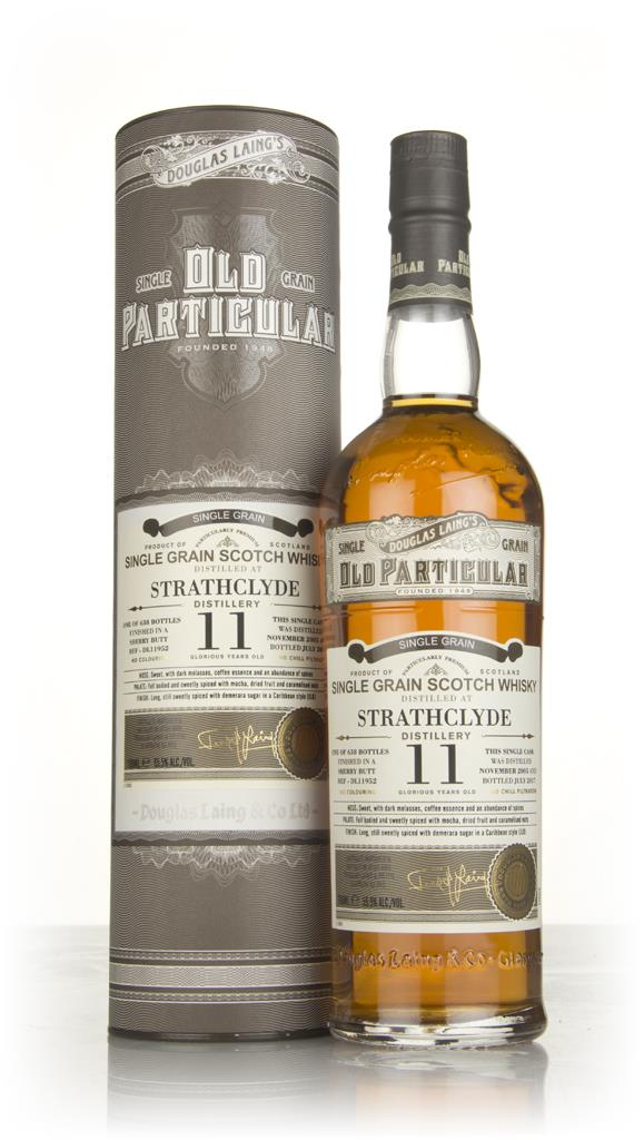 Strathclyde 11 Year Old 2005 (cask 11952) - Old Particular (Douglas La Grain Whisky