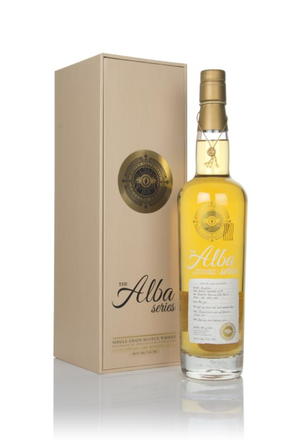 Strathclyde 1993 (cask 243370) - The Alba Series (Whisky Illuminati) Grain Whisky