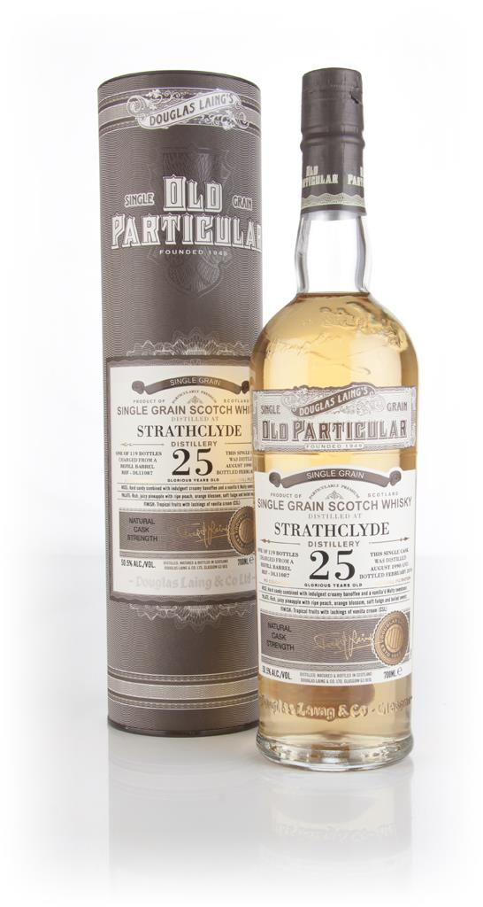 Strathclyde 25 Year Old 1990 (cask 11087) - Old Particular (Douglas La Grain Whisky
