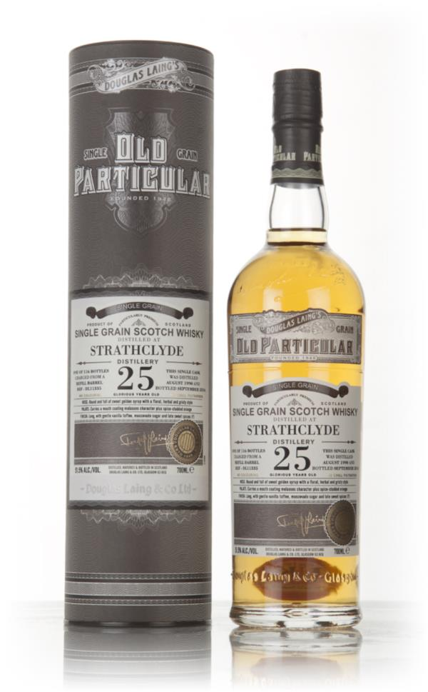 Strathclyde 25 Year Old 1990 (cask 11335) - Old Particular (Douglas La Grain Whisky