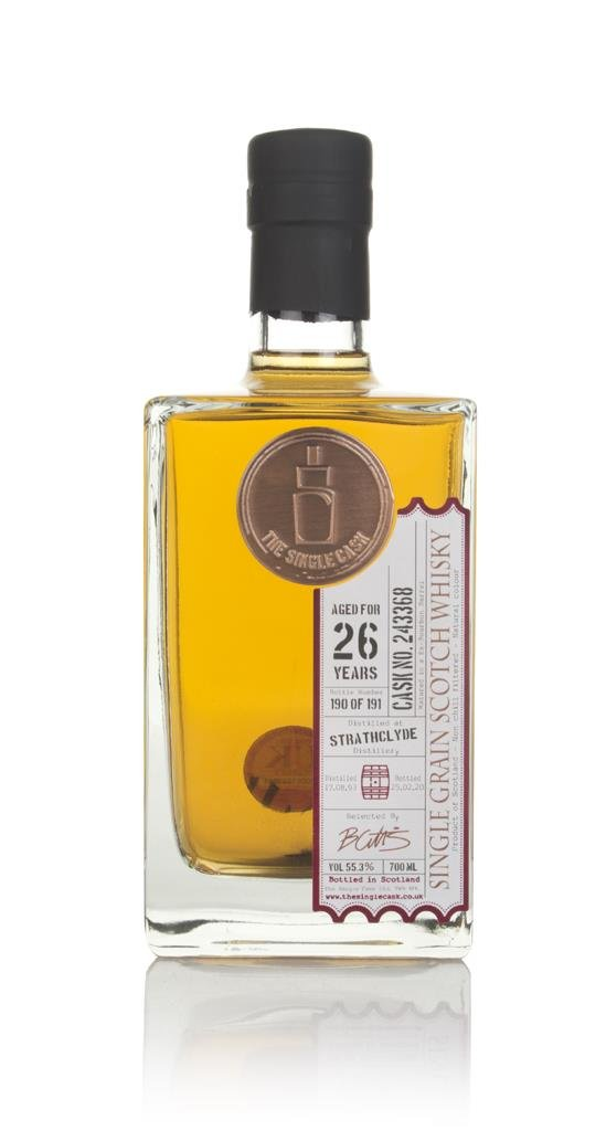 Strathclyde 26 Year Old 1993 (cask 243368) - The Single Cask Grain Whisky