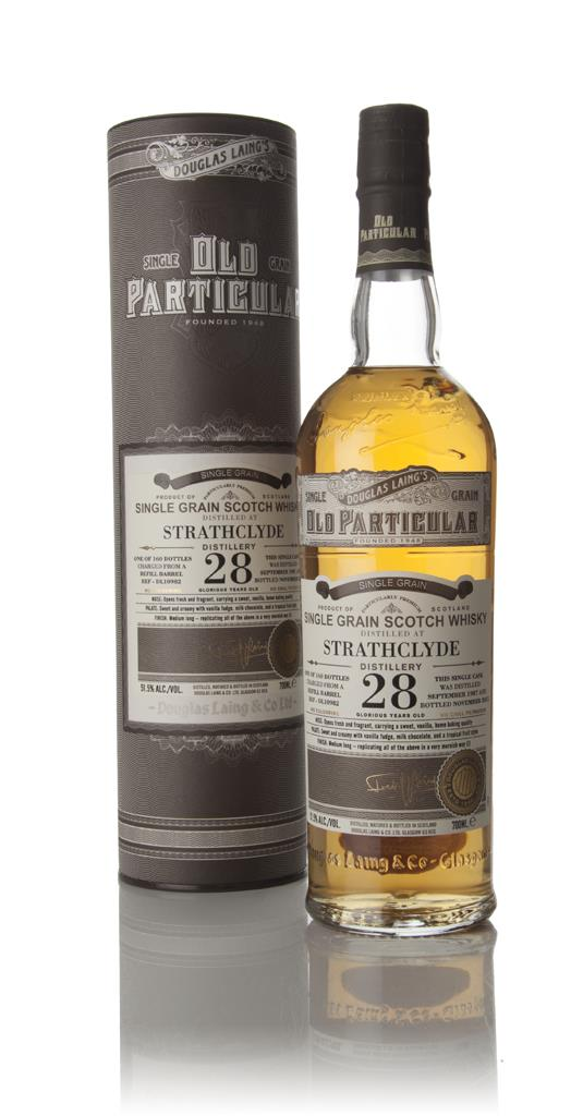 Strathclyde 28 Year Old 1987 (cask 10982) - Old Particular (Douglas La Grain Whisky