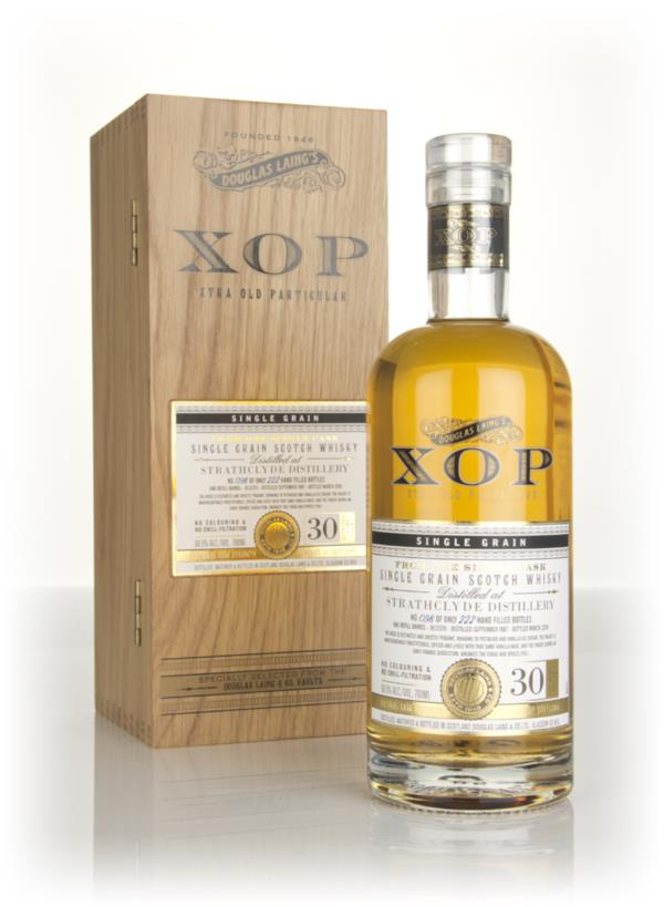 Strathclyde 30 Year Old 1987 (cask 12375) - Xtra Old Particular (Dougl Grain Whisky