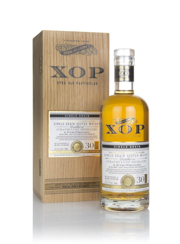 Strathclyde 30 Year Old 1988 (cask 12950) - Xtra Old Particular (Dougl Grain Whisky