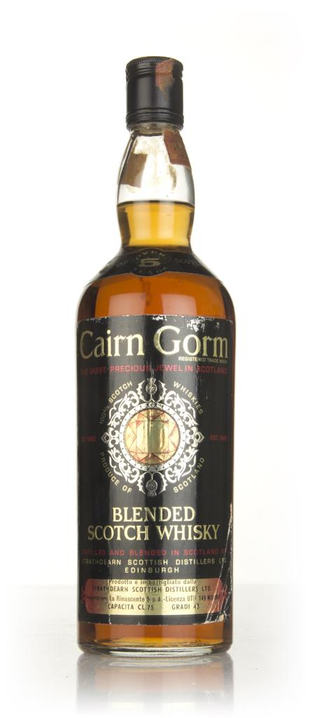 Strathdearn Cairn Gorm 5 Year Old - 1970s Blended Whisky