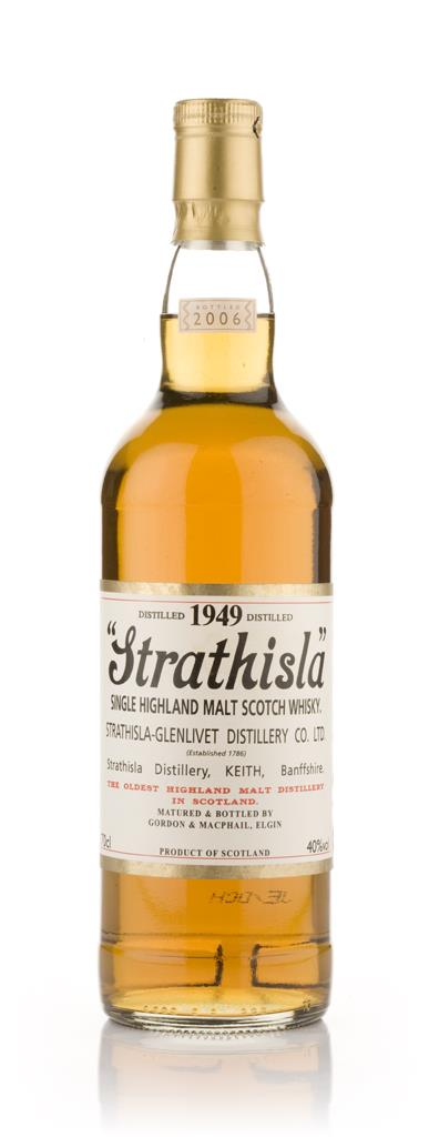 Strathisla 1949 (Gordon & MacPhail) Single Malt Whisky