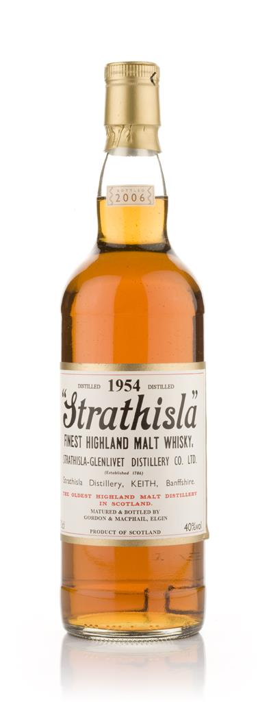 Strathisla 1954 (Gordon & MacPhail) Single Malt Whisky