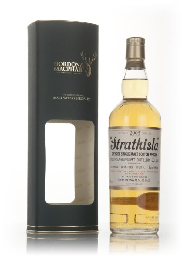 Strathisla 2005 (bottled 2016) - Gordon & MacPhail Single Malt Whisky