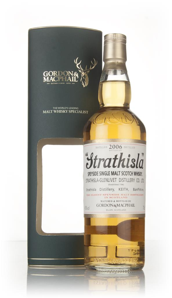 Strathisla 2006 (bottled 2017) - Gordon & MacPhail Single Malt Whisky