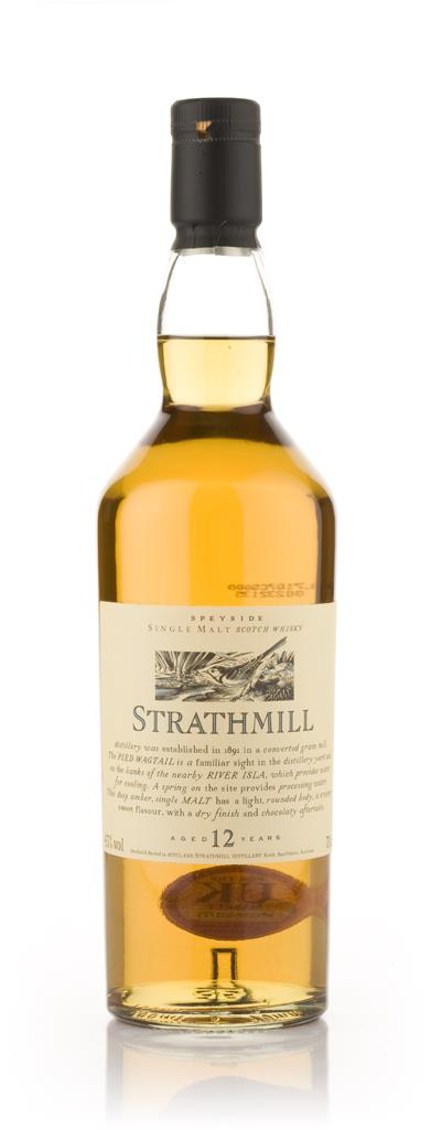 Strathmill 12 Year Old - Flora and Fauna Single Malt Whisky