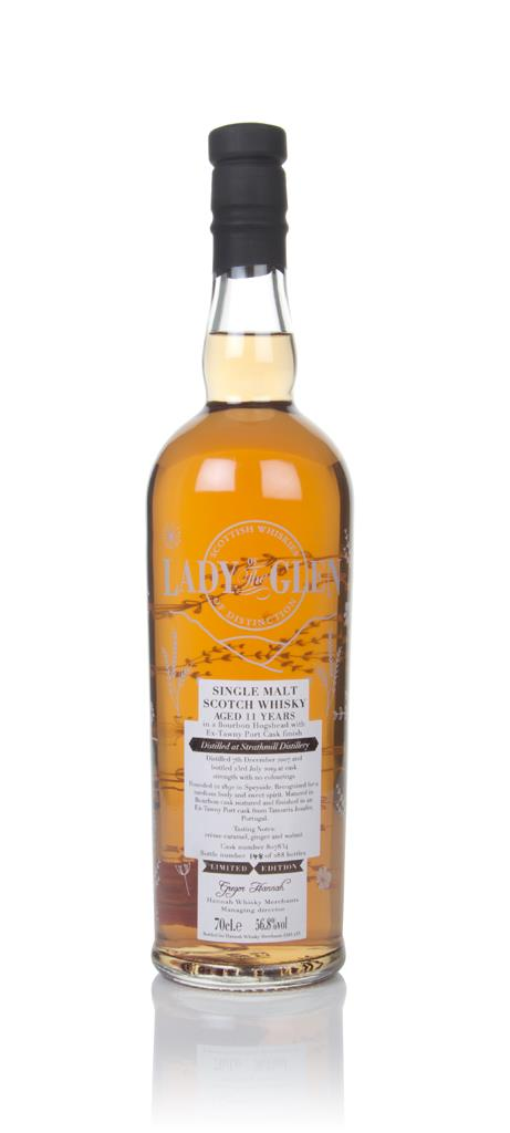 Strathmill 11 Year Old 2007 (cask 807834) - Lady of the Glen (Hannah W Single Malt Whisky