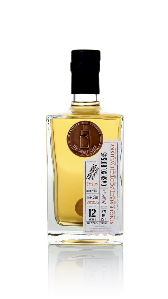 Strathmill 12 Year Old 2006 (cask 801545) - The Single Cask Single Malt Whisky