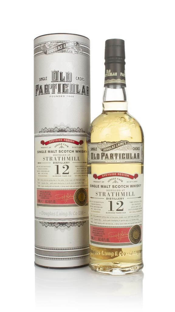 Strathmill 12 Year Old 2007 (cask 13782) - Old Particular (Douglas Lai Single Malt Whisky