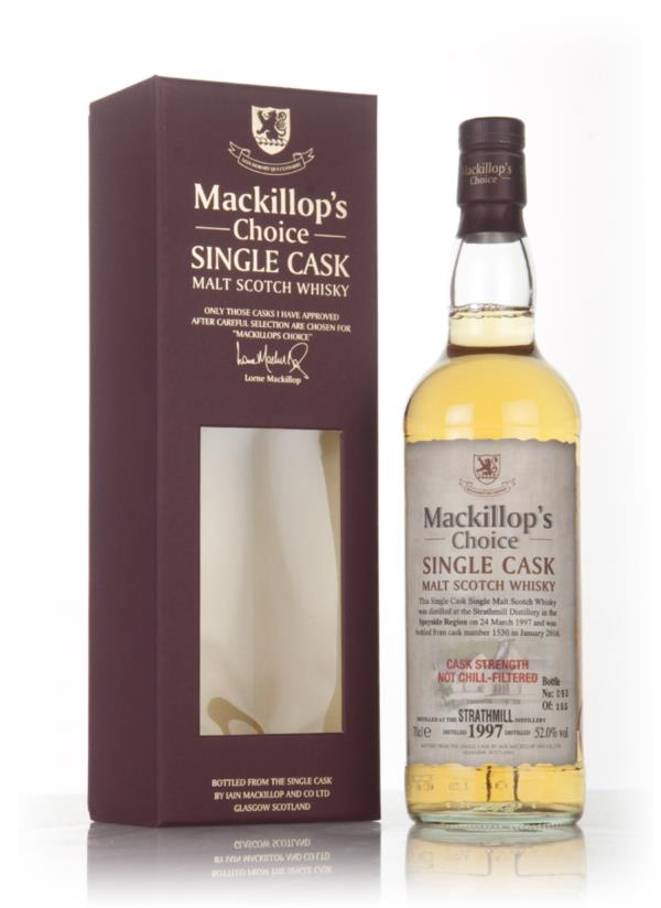 Strathmill 18 Year Old 1997 (cask 1530) - Mackillops Choice Single Malt Whisky