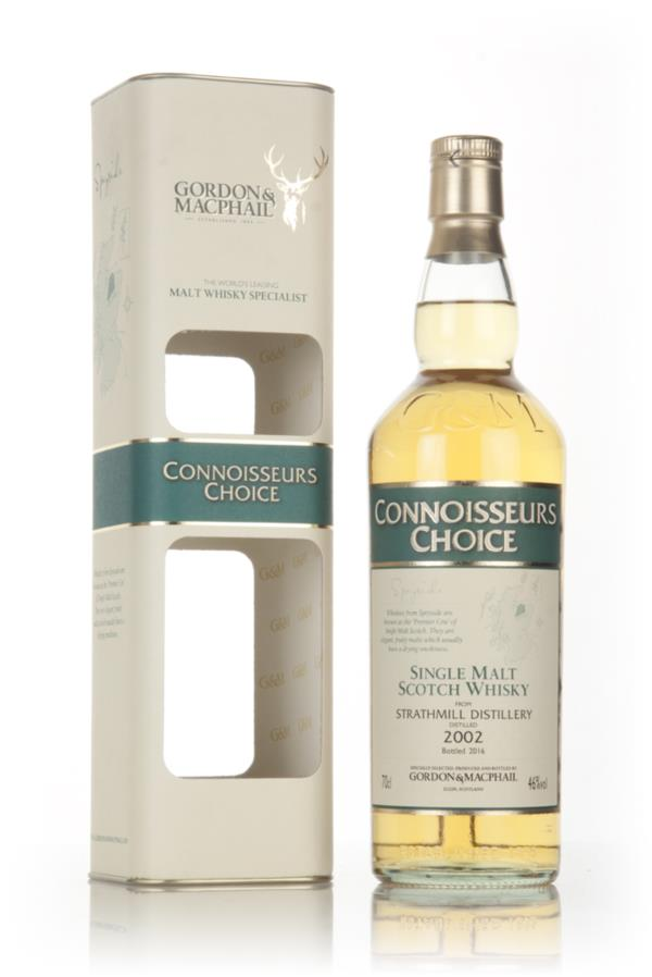 Strathmill 2002 (bottled 2016) - Connoisseurs Choice (Gordon & MacPhai Single Malt Whisky