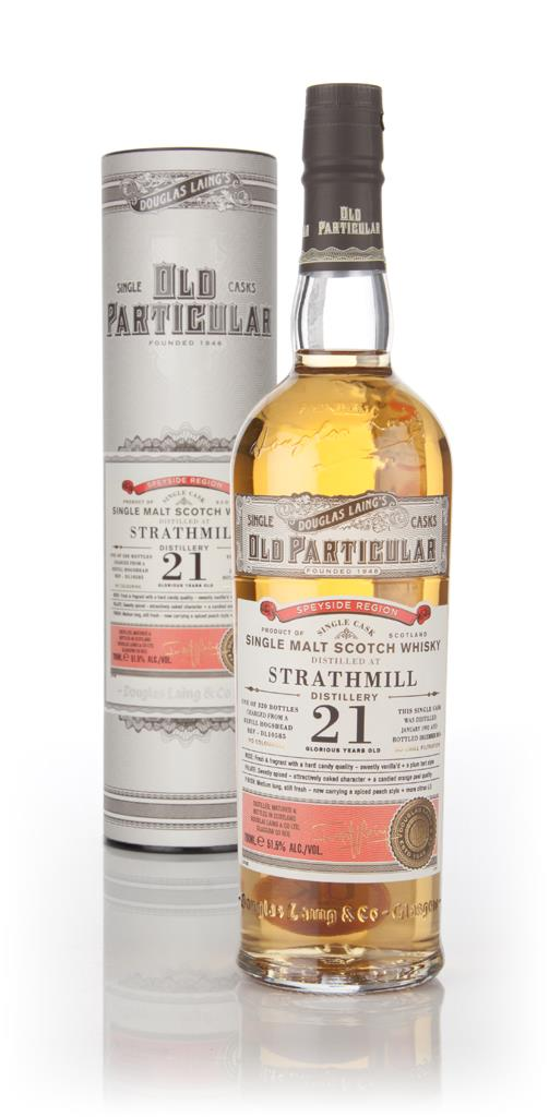 Strathmill 21 Year Old 1993 (cask 10585) - Old Particular (Douglas Lai Single Malt Whisky