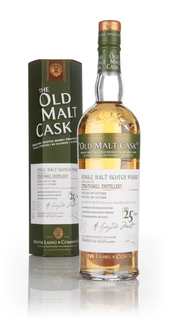 Strathmill 25 Year Old 1989 (cask 10978) - Old Malt Cask (Hunter Laing Single Malt Whisky