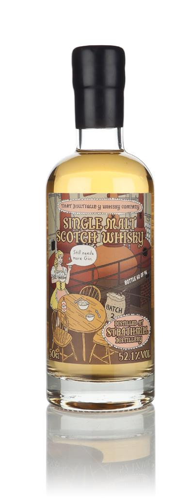 Strathmill - Batch 2 (That Boutique-y Whisky Company) Single Malt Whisky
