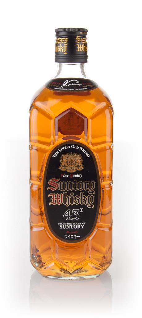 Suntory Kakubin Black Label 3cl Sample Blended Whisky