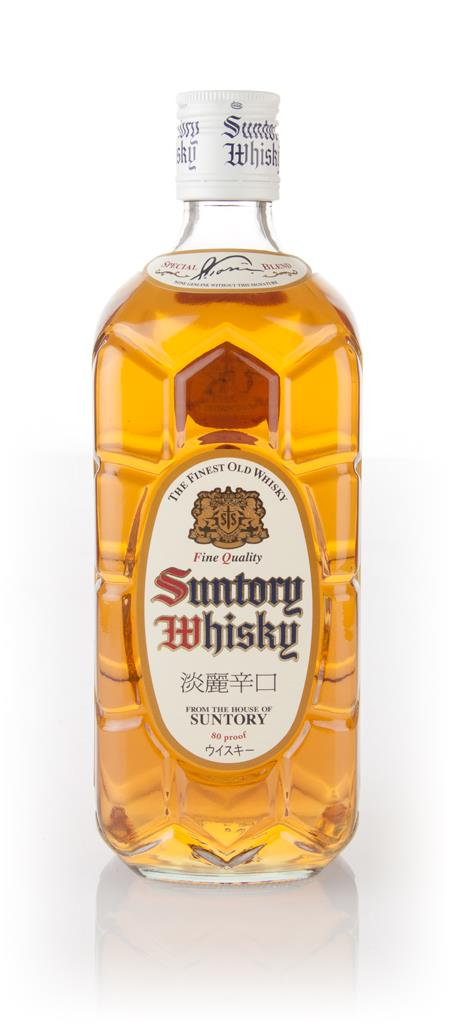 Suntory Kakushiro White Label Blended Whisky