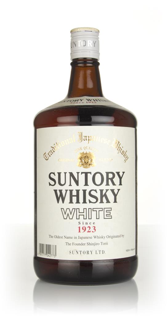 Suntory Whisky White (192cl) - 1990s Blended Whisky