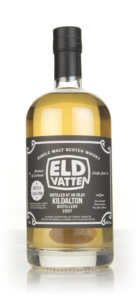 An Islay Kildalton Distillery 7 Year Old 2007 (cask SE035) - Svenska E Single Malt Whisky