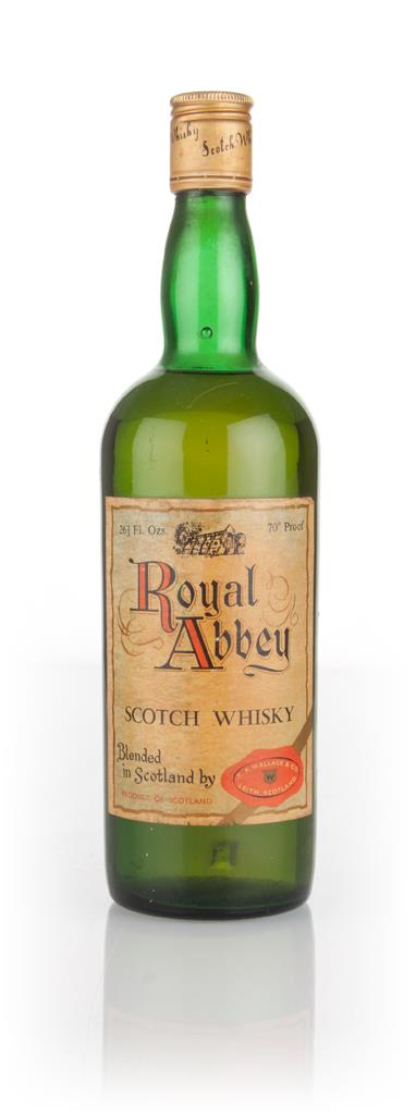 Royal Abbey - 1960s Blended Whisky