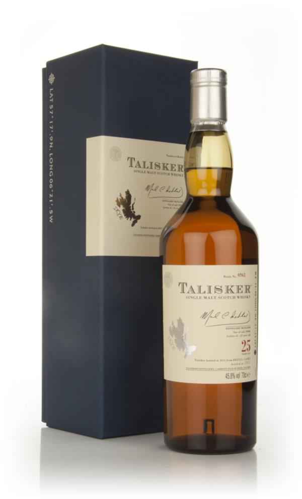 Talisker 25 Year Old 2011 3cl Sample Single Malt Whisky