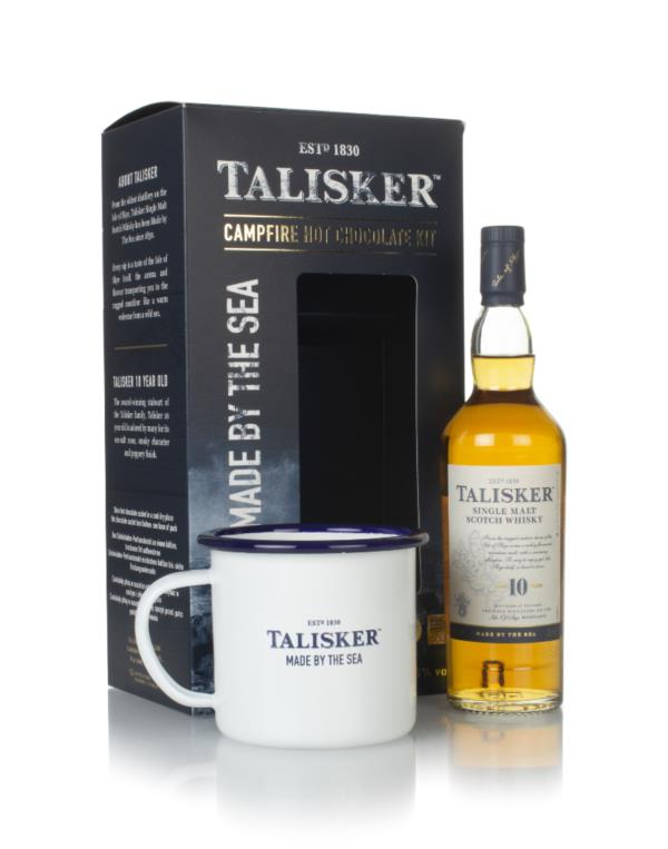 Talisker 10 Year Old Campfire Hot Chocolate Kit Single Malt Whisky